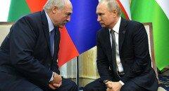Проглотить Беларусь по-тихому не получится!