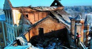 Святыни в огне. Три страшных пожара в наших замках и храмах