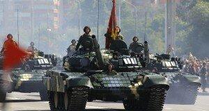 На параде в Минске Кремль напомнит странам НАТО о ядерном оружии