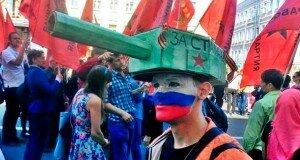 Символ нового фашизма. Полосатая лента – не моя Победа