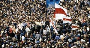 25 лет спустя. Почему беларусы не выходят на Плошчу