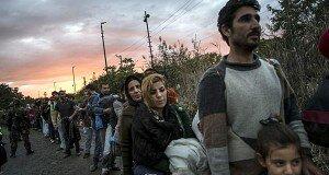 Курс на Европу. Как Евросоюз справляется с беженцами