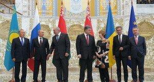 В Минске не смогли зарыть топор войны