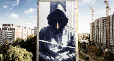 Дело о граффити. О чем говорит «Безымянный человек»